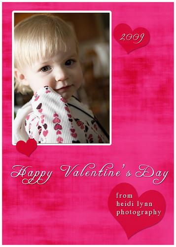 Valentine 2009