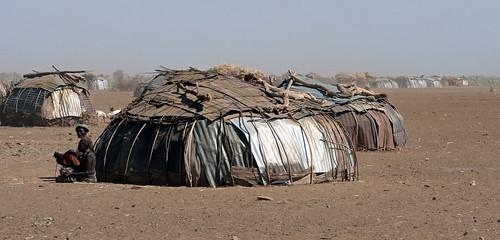 The Dasanech: nomadic homes