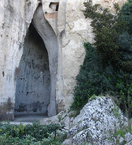 Syrakus, Ohr des Dionys