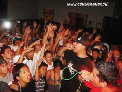"""Rapper School"" en el bar Distorzion"