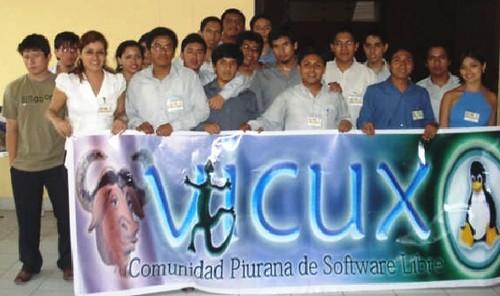 Flisol 2009 en Piura
