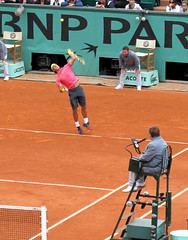 Rafael Nadal's  loss at the 2009 French Open T...