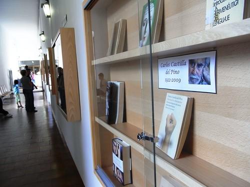 Homenaje a Carlos Castilla del Pino en la Biblioteca Provincial de Cordoba