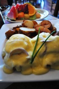 Blue Fox Cafe Victoria Breakfast