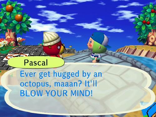 I think Ill pass, Pascal...