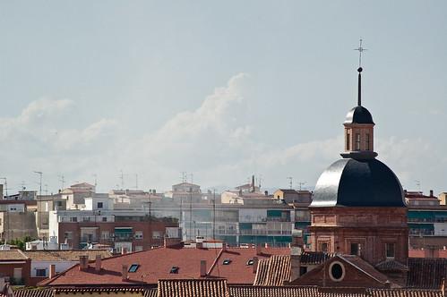 Vistas desde el colegio de Málaga (IV)