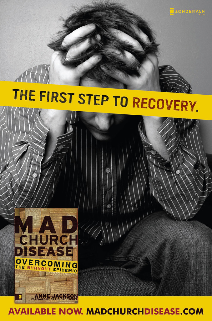 "Mad Church Disease ""Recovery"""