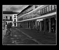 Plaza Mayor de Almagro por Paulina58