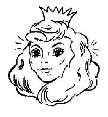 Gambar 3 : Wanita Muda dari Wanita Tua