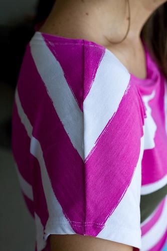 Shoulder stripes