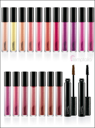 MAC Cosmetics Double Dazzle Dazzleglass lipgloss