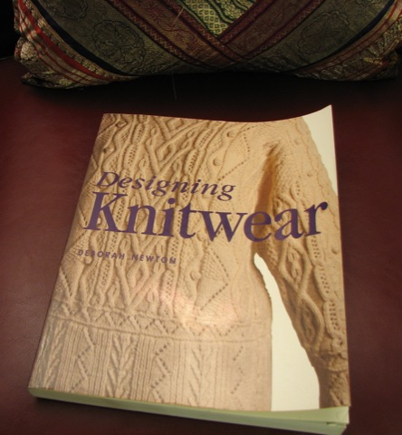 Designing Knitwear: cover