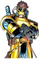 Maverick (Agent Zero)