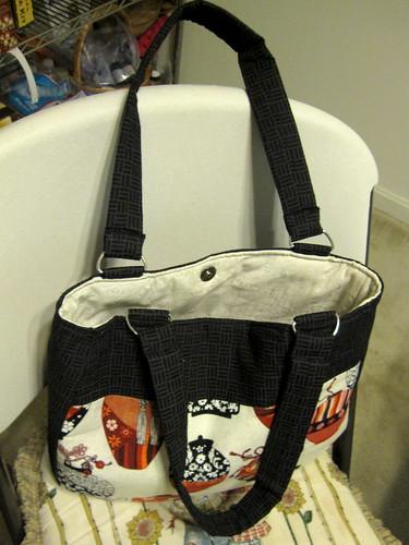 166/365: Brand New Bag