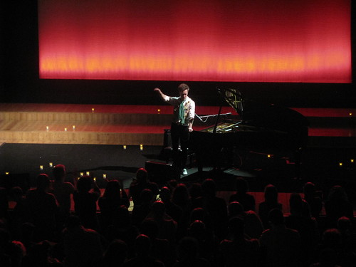 Rufus Wainwright live at Conservatorio, Milano
