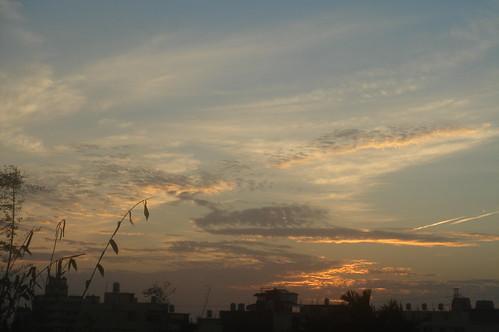 黃昏夕陽 6