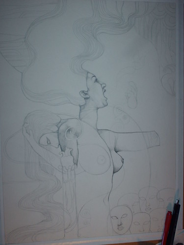 The Scream, Patricia Ariel