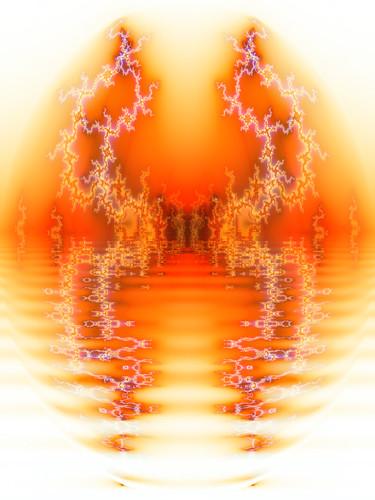 fractal 2D (c) 2009, Lynne Medsker