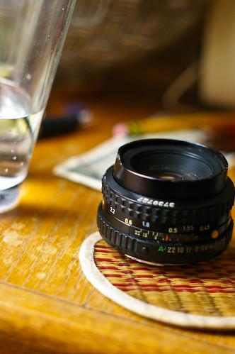 bashed lens