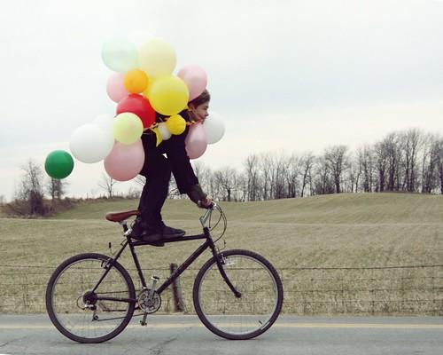 Le Voyage des Ballons Multicolores by ClickFlashPhotos / Nicki Varkevisser