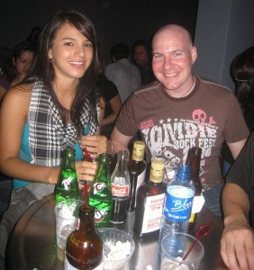living in Colombia nightlife in Medellin