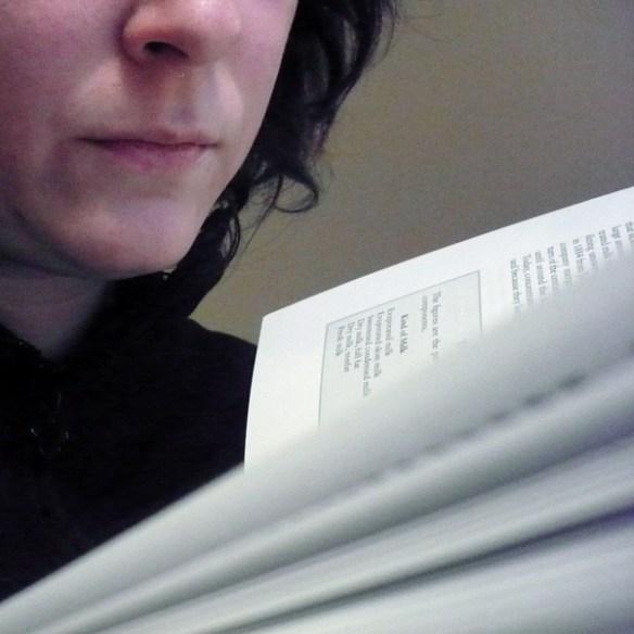 #206 - Reading my McGee