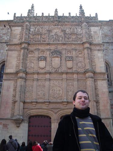 En Salamanca hay que buscar los detalles