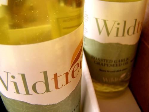 WildTree grapeseed oil