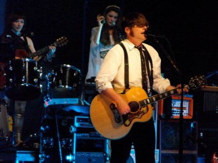 Colin Meloy w/Shara, Becky 2