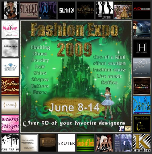 Fashion Expo 2009 - Last Day