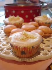 Cupcake Break tea party