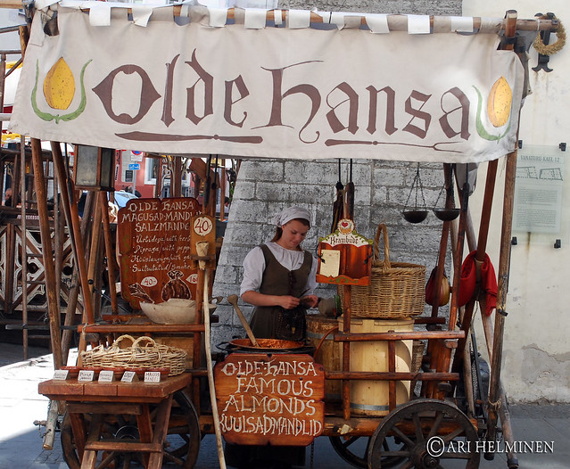 Estonia's Famous Almonds