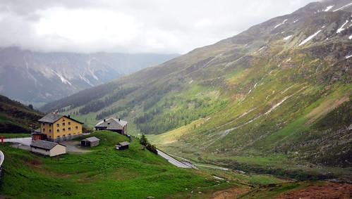 Swiss-Italian Border
