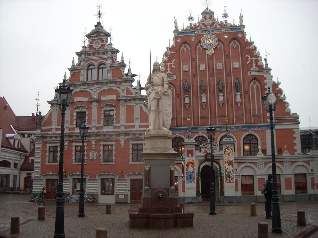 Casa de las Cabezas Negras (Riga)
