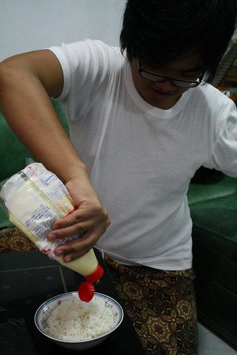 Menuang Mayones