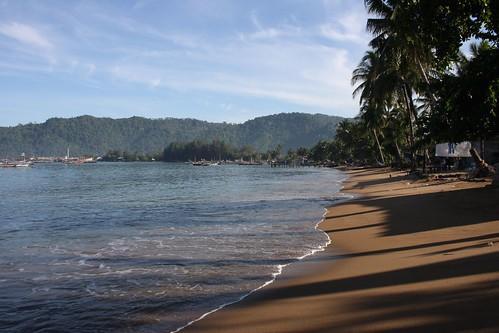 Pantai Bungus bei Padang