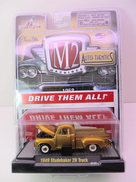 m2 1949 studebaker 2R truck chase (1)