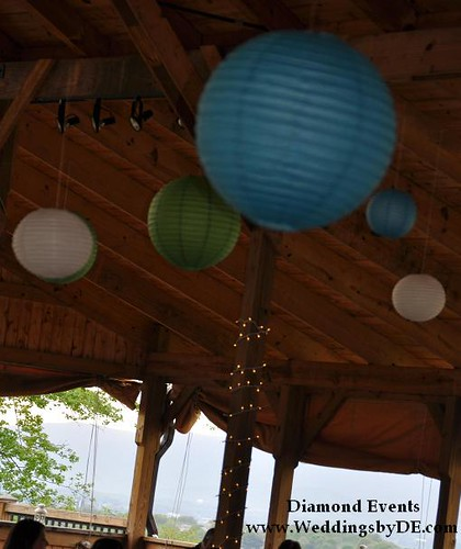Paper Lanterns and Lights
