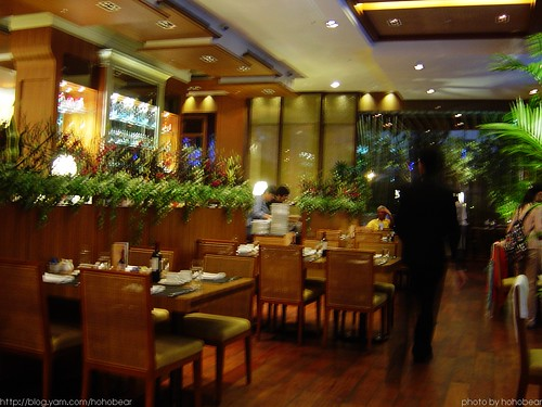 2009-04-20美麗信花園飯店吃牛排 (3).jpg