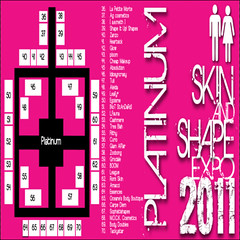 Skin/Shape Expo Platinum Sim Starts Tomorrow