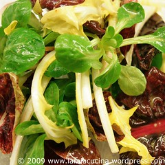 Salatbeilage