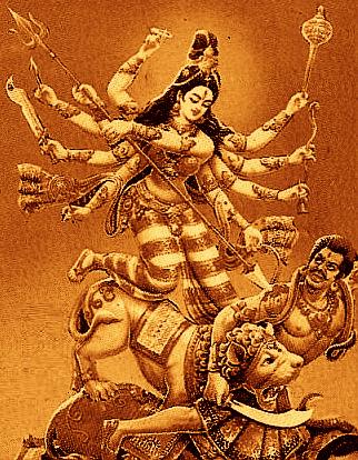 mahishAntakI