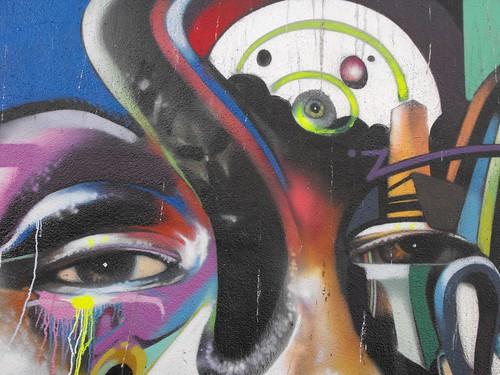Amazing Turk street mural 40