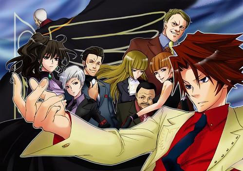 Imagen del Ep1 en el manga