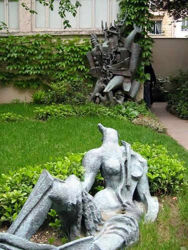 Musée Zadkine.
