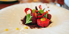 4th Course: seven degrees of 'FORONO' BEETS