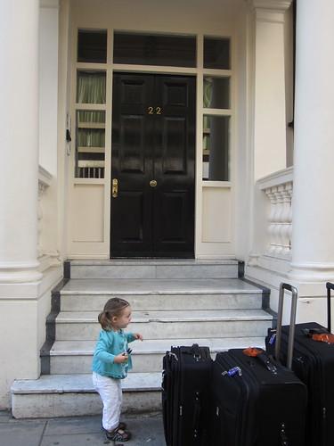 Leaving London