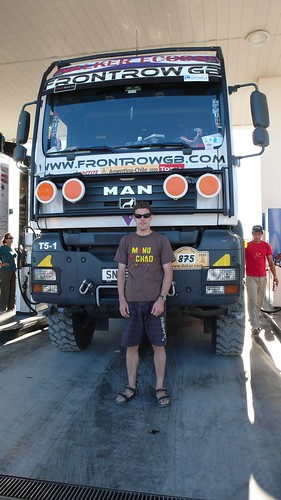 Dakar Rally Puerto Madryn