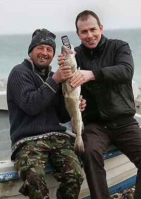 Glen Kerley e Andrew Cheatle