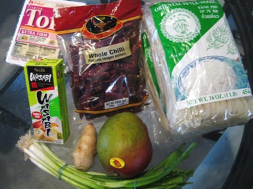 asian grocery haul
